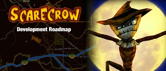 Scarecrow 1.0.2 Development Roadmap