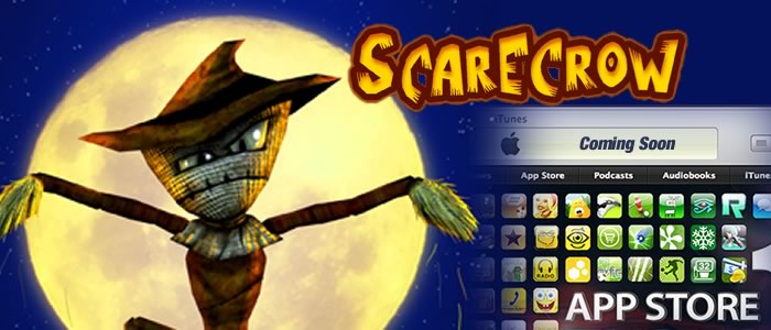 Scarecrow Uploaded to Apple's iTunes App Store