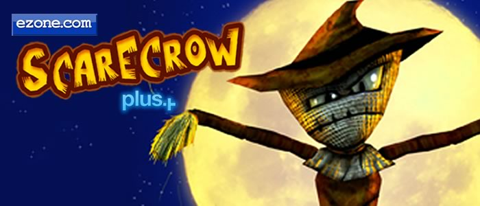 Scarecrow Announced!
