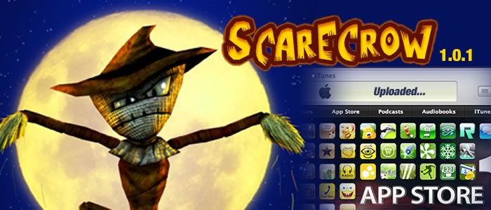 Scarecrow Update 1.0.1 Submitted