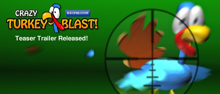 Crazy Turkey Blast Teaser #1