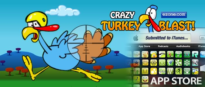 Crazy Turkey Blast (re)submitted