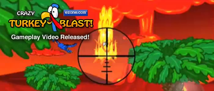 Crazy Turkey Blast Gameplay Trailer
