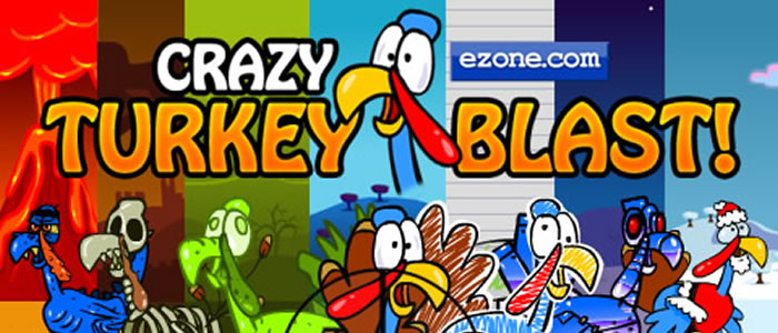Crazy Turkey Blast Is Out!