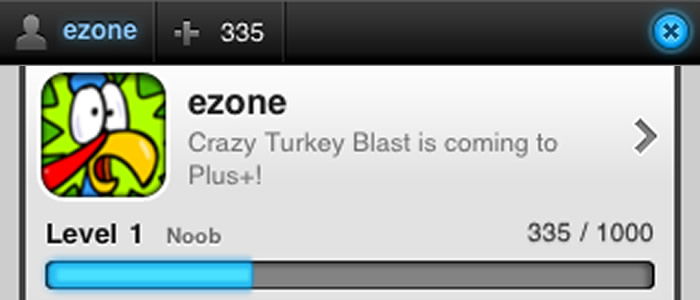Crazy Turkey Blast is Getting Plus+