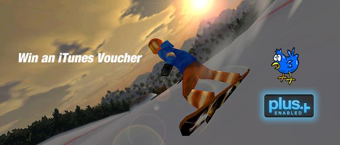 Crazy Snowboard Contest