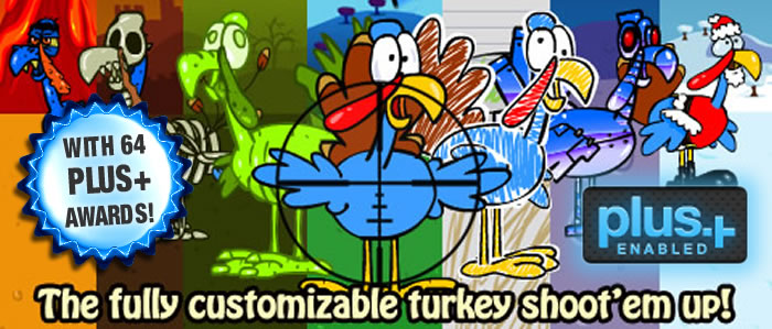 Crazy Turkey Blast now Plus+ enabled and $0.99!