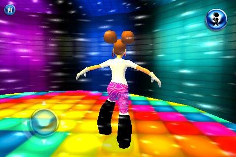 Hover World: Disco