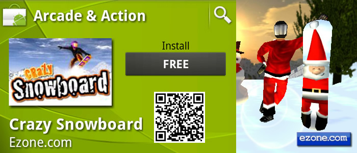 Crazy Snowboard for Android