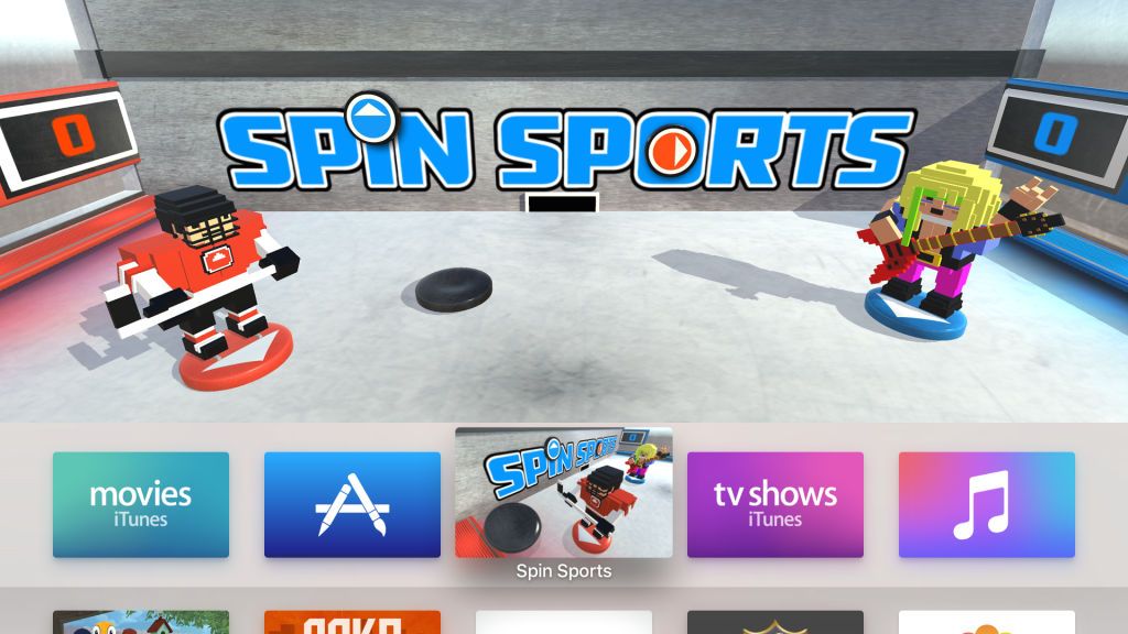 Spin Sports Made $3.50 in the Apple TV 'Gold Rush'!