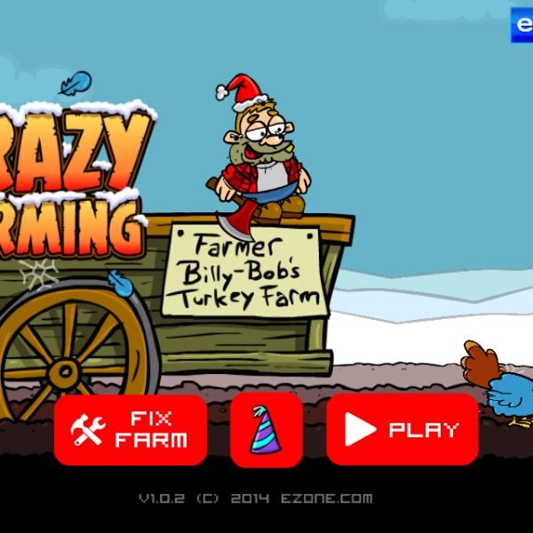 Crazy Farming